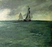 Édouard Manet, «Marine, Temps d'orage», 1873. Bild: Alamy