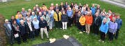 60Helfer haben am Dankesanlass der Pro Senectute Uri teilgenommen. (Bild: PD)