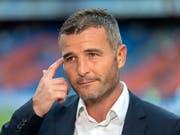 Erteilte Hannover 96 eine Absage: Alex Frei wird nicht Trainer beim Klub aus der 2. Bundesliga (Bild: KEYSTONE/GEORGIOS KEFALAS)