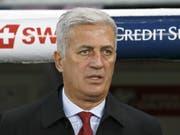 Keine Überraschungen: Nationaltrainer Vladimir Petkovic setzt gegen Georgien und Gibraltar auf bewährtes Personal (Bild: KEYSTONE/SALVATORE DI NOLFI)