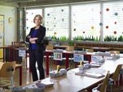 Schlägt einen Kompromiss um 8 Uhr vor: Lehrerpräsidentin Dagmar Rösler. (Bild: key)