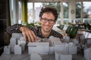 Heimbetreiber Lars Sostizzo gleist mit einem Sondernutzungsplan eine Erweiterung der «Abendruh» auf. (Bild: Michel Canonica)