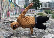 Breakdancer Son Le, 32, aus St.Gallen. (Bild: PD)