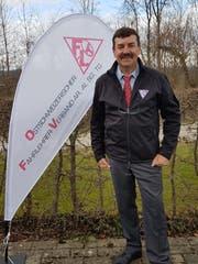 Ravaldo Guerrini, Präsident des Ostschweizerischen Fahrlehrer-Verbands. (Bild: pd)