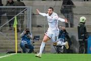 Vor ihm ist der FCL gewarnt: Sion-Offensivspieler Pajtim Kasami. (Bild: Martin Meienberger/Freshfocus (Sion, 1. Dezember 2018))