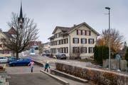Das Schulhaus Augarten steht unter Schutz. (Bild: Michel Canonica (21. November 2018))