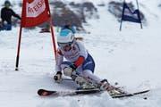 In dieser Saison will sich Lara Baumann auf die technischen Disziplinen konzentrieren. (Bilder: Erich Brassel)