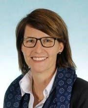Jolanda Lenherr, neue Schulpräsidentin (Bild: PD)