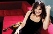 Solistin im Violinkonzert von Wynton Marsalis: Nicola Benedetti. (Bild: PD)