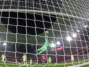 Goalie Marc-André ter Stegen war in Bilbao Barcelonas grösster Star (Bild: KEYSTONE/EPA EFE/LUIS TEJIDO)