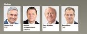 Guido Graf (CVP), Marcel Schwerzmann (parteilos), Paul Winiker (SVP), Reto Wyss (CVP)