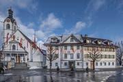 Wer zieht ins Gemeindehaus von Beromünster? Dies wird am 31. März an der Urne entschieden. (Bild: Pius Amrein, 11. Februar 2019)