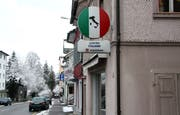 Das Centro Italiano war seit 1988 an Uzwils Bahnhofstrasse beheimatet. (Bilder: Philipp Stutz)
