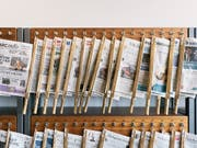 Zu früh, zu radikal: Die Kommentatoren in der Schweizer Presse werten das wuchtige Nein zur Zersiedelungsinitiative einheitlich. (Bild: KEYSTONE/CHRISTIAN BEUTLER)