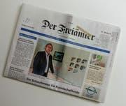 Der Freiämter gehört nun dem «Wohler Anzeiger». Bild: Andreas Faessler