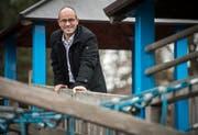 Turi Schallenberg zieht sich zurück im Rennen um das Amt des Romanshorner Stadtpräsidenten. (Bild: Reto Martin)