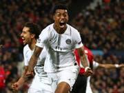 Presnel Kimpembe erzielte das 1:0 für Paris Saint-Germain (Bild: KEYSTONE/AP/DAVE THOMPSON)