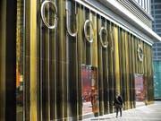 Die deutsche Milliardärsfamilie Reimann will die Mehrheit am US-Kosmetikkonzern Coty übernehmen, der Gucci besitzt. (Bild: KEYSTONE/EPA/ADRIAN BRADSHAW)