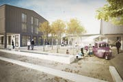 Nebst «Thurvita Care» wurde auch das Projekt «Älter werden im Quartier» untersucht. (Visualisierung: PD)