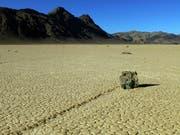 Der US-Senat hat sich für eine deutliche Stärkung des Naturschutzes ausgesprochen - das neue Gesetz sieht unter anderem eine Ausweitung des Death-Valley-Nationalparks vor. (Bild: KEYSTONE/AP National Park Service)