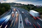 Die Autobahn A14 in den Abruzzen. Bild: Getty