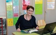 Ruth Angehrn ist nach ihrer Zeit im Lehrerseminar in Untereggen hängen geblieben. (Bild: Daniela Mühleis)