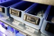 Bossard-Teile können bald auch im Flugzeugbau zum Einsatz kommen. (Bild: Stefan Kaiser)