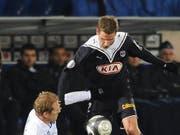 Grégory Sertic (rechts) spielt neu für den FC Zürich (Bild: KEYSTONE/EPA/CAROLINE BLUMBERG)