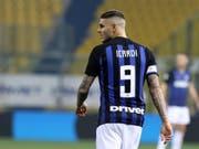 Mauro Icardi ist nicht mehr Captain von Inter (Bild: KEYSTONE/EPA ANSA/SERENA CAMPANINI)