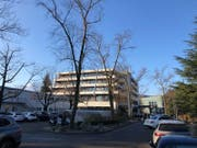 Das Luzerner Kinderspital. (Bild: Yasmin Kunz, 13. Februar 2019)