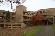 Das Betagtenzentrum Herdschwand, Baujahr 1974.