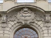 Im Innern dieses Gebäudes blitzte der Straftäter mit seinem Entlassungsantrag ab. (Bild: KEYSTONE/PETER SCHNEIDER)