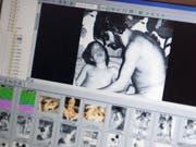 Das kinderpornografische Material teilte der Mann über das Internet mit Pädophilen in Mexiko. (Bild: KEYSTONE/FABRICE COFFRINI)