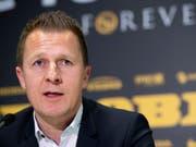 Sportchef Christoph Spycher unterschrieb bis Ende 2022 bei den Young Boys (Bild: KEYSTONE/ANTHONY ANEX)