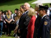 Fürst Hans-Adam II. von Liechtenstein feierte am Donnerstag seinen 74. Geburtstag (Archivbild). (Bild: KEYSTONE/GIAN EHRENZELLER)