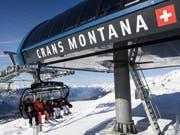 Die Bergbahnen von Crans-Montana drohten mit dem Ausstieg aus dem Westschweizer Tarifverbund Magic Pass. Nun haben sich die Parteien doch noch geeinigt. (Bild: Keystone/JEAN-CHRISTOPHE BOTT)