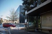 Das neue Parkhaus des Kantonsspital Luzern durfte nur gebaut werden, weil den Mitarbeitenden vergünstigte ÖV-Abonnemente gewährt wurden. (Bild: Dominik Wunderli, Luzern, 15.02.2019)
