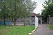In der Durchgangsstation beginnt die Integration: Letztes Jahr wurde etwa eine Basis-Lernwerkstatt in Betrieb genommen. (Bild: Maria Schmid (Steinhausen, 12. Juni 2107))