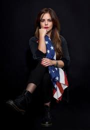Carmela Sullivan lebte kürzlich ihren «amerikanischen Traum». (Bild: vshootz.com)