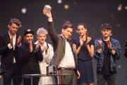 Der Appenzeller Marius Bear gewinnt in der Kategorie «Best Talent».