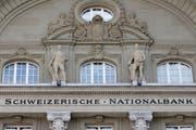 Die Schweiz hat sich mit dem Beitritt zum Pariser Klimaabkommen dazu verpflichtet, die Klimaverträglichkeit der Finanzströme zu fördern. (Bild: KEYSTONE/Gaetan Bally)