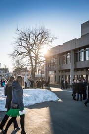 Das Parlament kritisiert erneut die fehlende Transparenz der Universität St.Gallen. (Bild: Hanspeter Schiess)