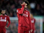 Mohamed Salah und der FC Liverpool kamen für einmal nicht auf Touren (Bild: KEYSTONE/EPA/PETER POWELL)
