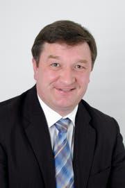 Landesfähnrich Martin Bürki.