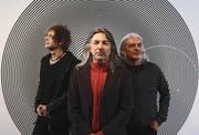 The Young Gods: Bernard Trontin, Franz Treichler und Cesare Pizzi. (Bild: Mehdi Benkler)