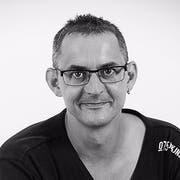Marcel Baur, St.Galler Blogger.