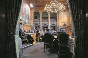 Blick in den Ständerat: Der Frauenanteil in der kleinen Kammer beträgt derzeit 15,2 Prozent. Bild: Anthony Anex/Keystone (Bern, 29. November 2018)