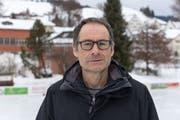 Pius Neuländner, Präsident HC Gais. (Bild: Claudio Weder)