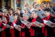 Gibt es noch ein «Halleluja»? Zurzeit haben einige Kirchenchöre der Region mit einem Mitgliederschwund zu kämpfen. Bild: Reto Martin
