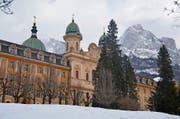 Die Zukunft des «Kollegis» in Schwyz ist ungewiss. (Bild: Jürg Auf der Maur)